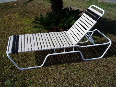 Restrapping Patio Chairs Lounge Chairs Custom Outdoor Furniture