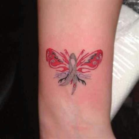 diabetes ribbon tattoo diabetic ink pinterest