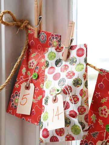 Garlandena Bag advent calendars ideas for diy clever pink