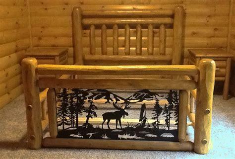 High Quality Dining Room Tables Custom Rustic Cedar Log Beds