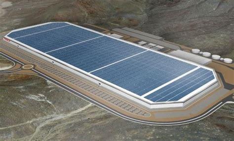 Tesla Gigafactory Nevada Tesla Motors Selects Nevada For Gigafactory Battery Plant