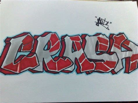 graffiti wallpaper simple graffiti crash simple by madjokerz on deviantart