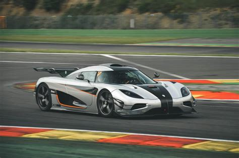 koenigsegg one koenigsegg one 1 at modena trackdays spa 2015 gtspirit