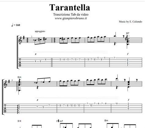 tarantella napoletana testo anteprima tutorial tarantella