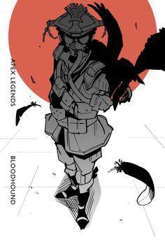 apex legends bloodhound hd apex wallpaper   apex