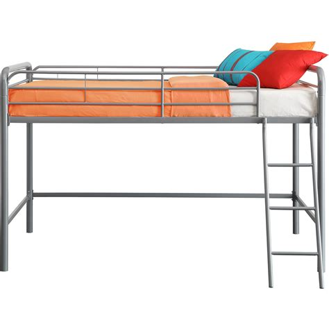 Metal Bunk Bed Ladder Junior Metal Loft Bunk Bed Toddler Childs Childrens Ladder Rails Bunk Ebay