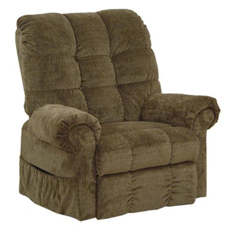 Heavy Duty Recliner Chair by Catnapper Furniture Omni Power Lift Layout Chaise