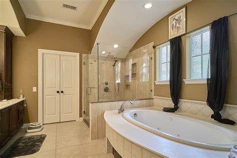 Houston Bathroom by Bathroom Remodeling In Houston Tx Five Remodeling And Design Realie