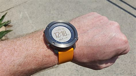 watching the watchmen suunto traverse a gps sports watch for hikers and walkers gizmodo australia