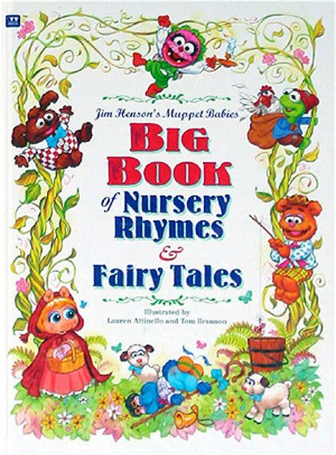 big book of nursery rhymes & fairy tales | muppet wiki