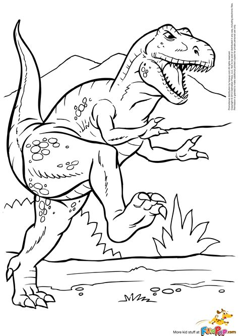 free coloring pages t rex t rex wars coloring pages