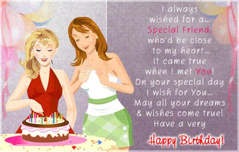 Wish Happy Birthday To My Friend Happy Birthday Wishes For Sweet Friends Amazing Fresh