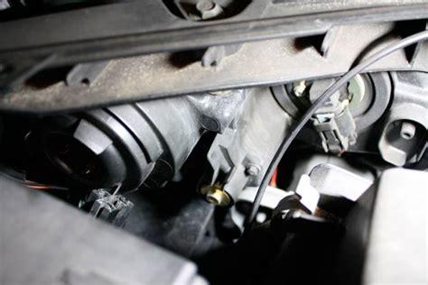 mazda 3 headlight bulb change replace the headlight bulb on a mazda 3
