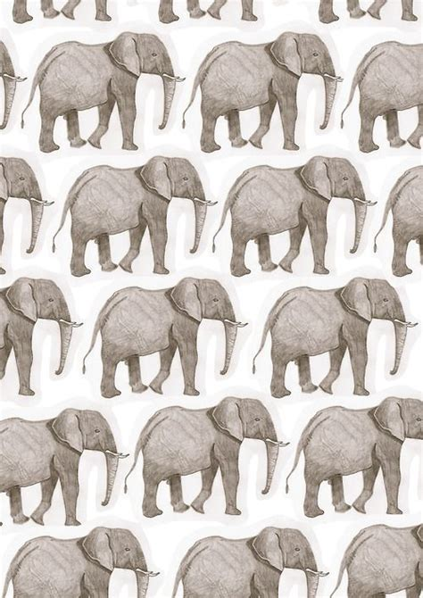 pattern elephant background 24 best elephants images on pinterest elephant stuff