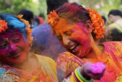 festival of colors books holi in india marked with bright colours and celebration