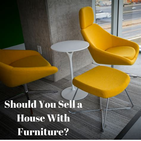 should you sell a house with furniture century 21