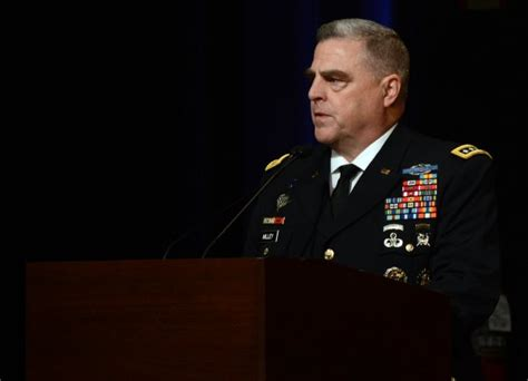gen mark milley soldiers wise to learn from macarthur says csa article