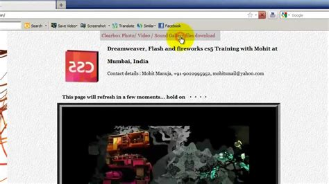 dreamweaver tutorial pdf in hindi how to create a photo gallery in dreamweaver cs5