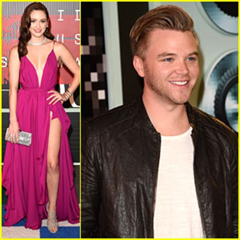 haircuts walmart inverness james maslow u0026 greer grammer step out for post globe