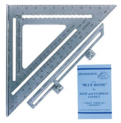 layout tools swanson tool s0107 12 inch speed square layout tool with