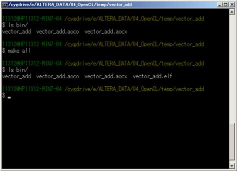 opencl tutorial vector addition development opencl on sodia board projects