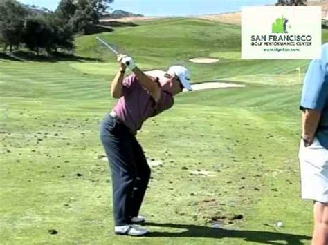 one plane golf swing jim hardy scott mccarron dl slow motion golf swing video jim hardy