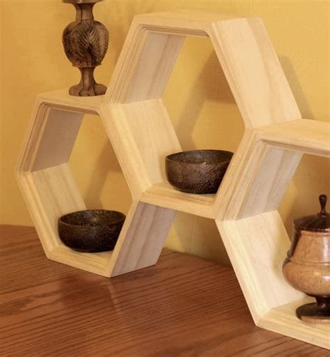 Do It Yourself Shelf by Unfinished Honeycomb Shelves Removeandreplace