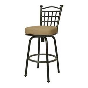 bar stool outdoor bay point 30 quot outdoor swivel bar stool qlbp233239905