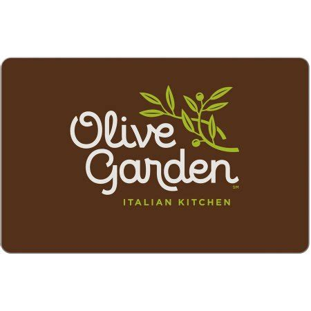 Olive Garden 2 For 20 by Olive Garden 25 Gift Card Walmart