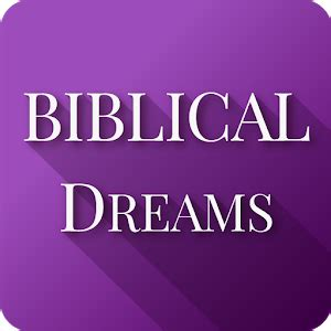 Biblical Dreams Android Apps On Google Play