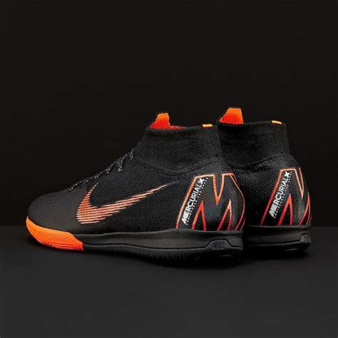 Sepatu Futsal Nike Mercurial Biru Greenlight sepatu futsal original nike mercurial superflyx vi elite ic black total orange white