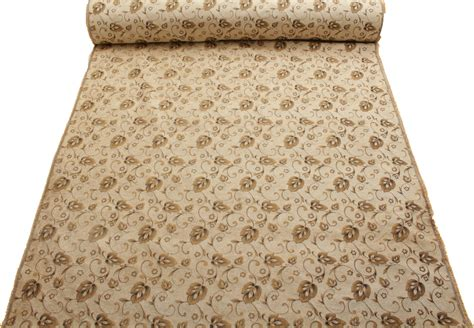 Floral Chenille Upholstery Fabric by Floral Chenille Vines Vintage Traditional Jacquard