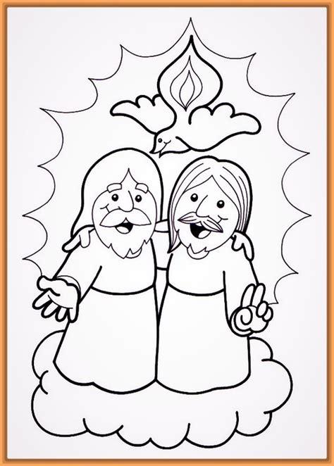 imagenes de jesus para colorear infantiles comparte los bonitos dibujos de dios para pintar fotos