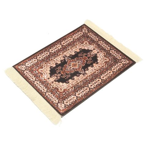 mouse pad rug 28cm x 18cm cotton bohemia style rug mouse pad for desktop pc laptop computer alex nld