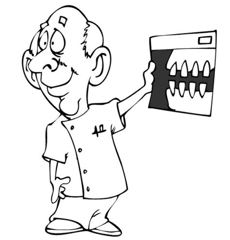 dental health coloring pages az coloring pages