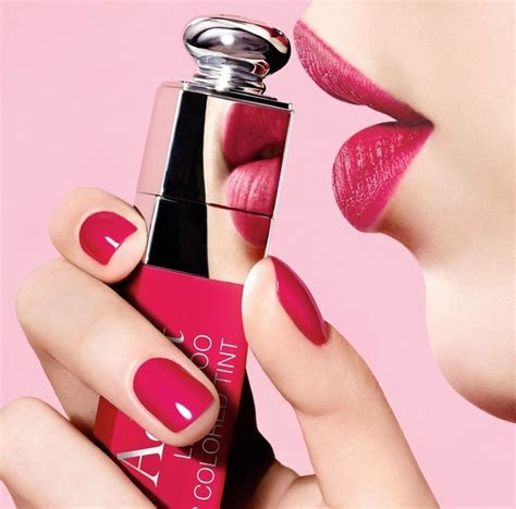 dior addict lip tattoo long wearing color tint for summer