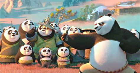 imagenes de kung fu panda y su papa kung fu panda 3 ma quale gender 232 pura etica guerriera