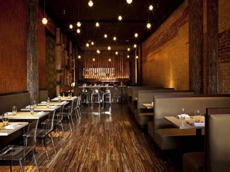 rustic industrial interior design contemporary dining lights industrial rustic restaurant