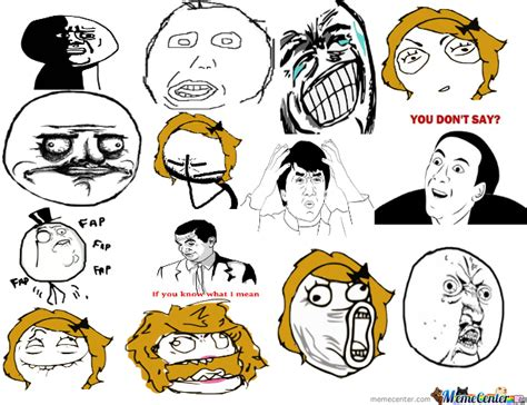 All Of The Meme - all meme faces images reverse search