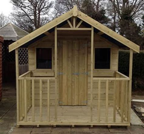 Garden Chalet by Chalet Garden Shed Wooden Garden Chalet Style Shed