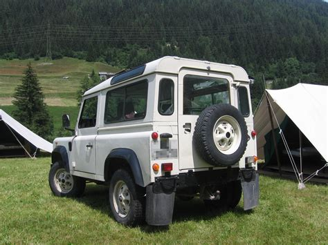white land rover defender land rover defender review and photos