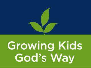 growing up gods way growing kids god s way weekly mailer faith