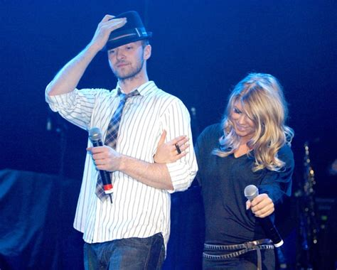 Fergie Performs With Justin Timberlake by Justin Timberlake Fergie Can You Believe They Dated