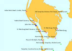 johns pass florida map johns pass florida