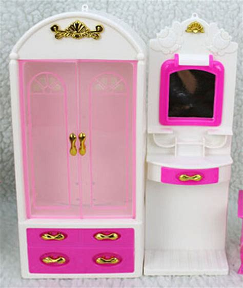 fashion doll furniture uk doll furniture european style fashion closet wardrobe