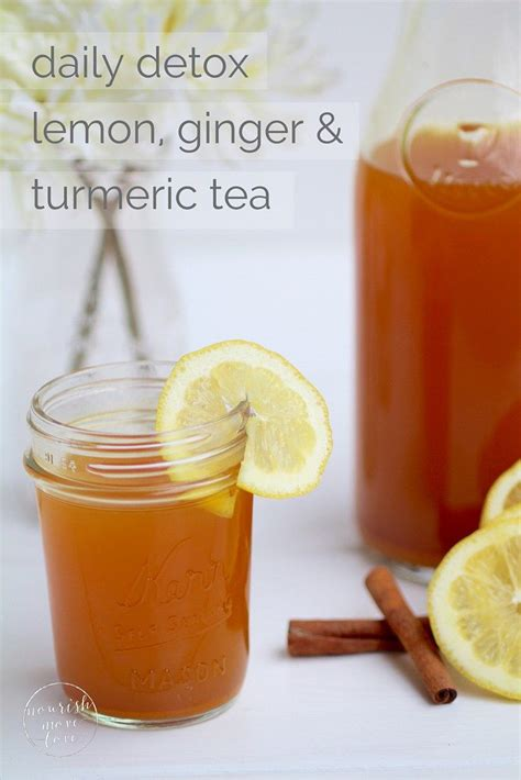 Honey Lemon Turmeric Detox by 25 Best Ideas About Turmeric Tea On Turmeric