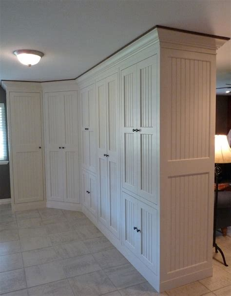 room divider with storage quot beachy quot storage cabinets and room divider