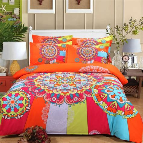 bright colored comforters bedding sets caring by martha stewart atzine com