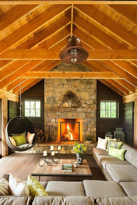 timeless adirondack cabin in upstate new york