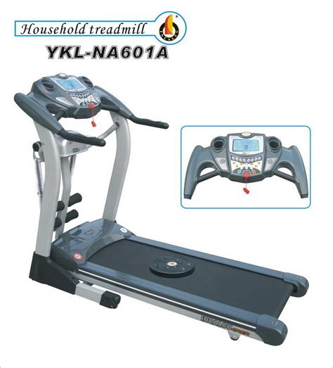 Electric Treadmill Auto Incline Speed 1 18 Km Ghnc 4830 Ob Fit china multifuctional incline treadmill with max 18 km h speed na601a china incline treadmill